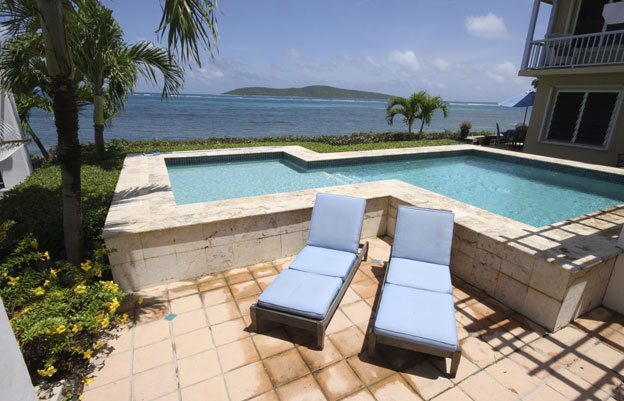 Oceanfront Luxury Villa - St. Croix, U.S. Virgin Islands